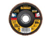 DeWalt DT30622 Lamellen schuurschijf - K80 - 125mm (10st) - DT30622-QZ