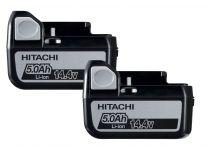 Hitachi 336383 14.4V Powerpack Li-ion accu (2 x BSL1450) - 5.0Ah