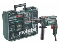 Metabo SBE650 Klopboormachine incl accessoires in koffer - 650W  - 600671870