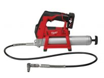 Milwaukee M12 GG-401B 12V Li-Ion accu vetspuit set (1x 4.0Ah accu) in tas - 4933441675