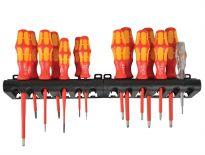 Wera 05105631001 14 delige Kraftform Plus schroevendraaierset - PH/PZ/TX/S/PZS