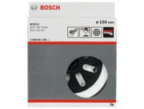 Bosch 2608601185 Schuurplateau - middelhard - 150mm voor GEX 125-150 AVE / GEX 150 AC / GEX 150 Turbo