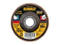 DeWalt DT30611 Lamellen schuurschijf - K60 - 115mm (10st) - DT30611-QZ