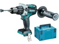 Makita DHP481ZJ 18V Li-Ion accu klopboor-/schroefmachine body in MBox - koolborstelloos