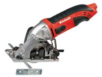 Einhell TC-CS 860 KIT Mini cirkelzaag in koffer - 450W - 85mm - 4330992