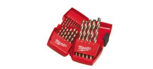 Milwaukee 4932352374 19 delige Metaalboren in casette
