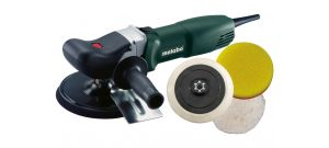 Metabo PE12-175 SET Haakse polijstmachine - 1200W - 175mm - 602175910