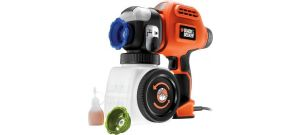 Black and Decker BDPS400 Hogedruk Verfspuit met QuickClean - 150W - BDPS400-QS