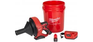 Milwaukee M12 BDC8-202C 18V Li-Ion accu Ontstoppingsmachine set (2x 2,0Ah accu) - 8mm  - 4933451633