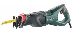 Metabo SSE 1100 reciprozaag in koffer - 1100W - snelwissel - variabel