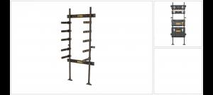 Dewalt DWST1-75694 Werkplaatsrek - 255 x 740 x 160mm