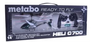 Metabo C700 helicopter RC