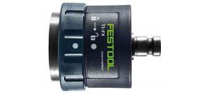 Festool 498233 FastFix adapter TI-FX slaguitschakeling voor TI 15 IMPACT