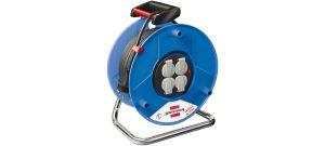 Brennenstuhl 1215056 Garant Export kabelhaspel - H05VV-F 3G1,5 - 25m