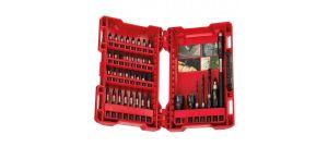 Milwaukee 4932430582 / 4932430908 40 delige Shockwave Impact Duty Bitset in koffer