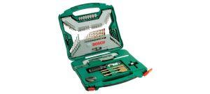 Bosch 2607019330 X-Line Titanium 100-delige set
