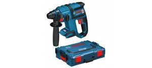 Bosch GBH 18 V-EC SOLO 18V Li-Ion accu combihamer body in L-Boxx - koolborstelloos - 0611904003