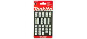 Makita A-86898 5 delig Decoupeerzaagblad set - Hout / Metaal / Kunststof