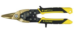 Stanley 0-14-206 FatMax Pro Blikschaar type 'Aviation' - 250mm - Recht Snijdend