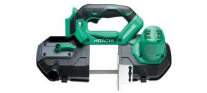 Hitachi CB18DBL-EX 18V Li-Ion Accu bandzaagmachine body - 900mm - koolborstelloos