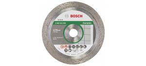Bosch 2608615020 Best Diamantdoorslijpschijf - 76 x 10 x 1,9mm - keramiek