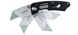 Stanley 0-10-855 vouwbaar mes - 160mm