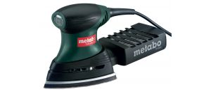 Metabo FMS 200 Intec handpalm schuurmachine in koffer - 200W - 150x100mm - 600065500