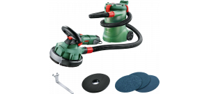 Bosch PWR 180 CE Renovatiefrees incl. accessoires - 1010W - 1800 l/min - 06033C4002