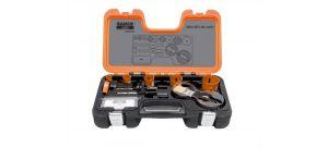 Bahco 3834-SET-65-16/51 10 delige gatenzagenset in koffer