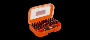 Bahco 59/S31 31 delige bitset in casette