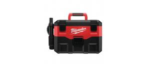 Milwaukee M18 VC-0 18V Li-Ion accu nat- en droogzuiger / stofzuiger body - 7,5 liter - 4933433601