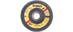 DeWalt DT3309 Lamellenschijf - K60 - 125mm - DT3309-QZ