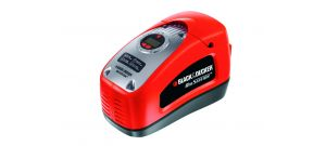 Black and Decker ASI300 12V / 230V Compressor - 1100W - 11 bar - ASI300-QS