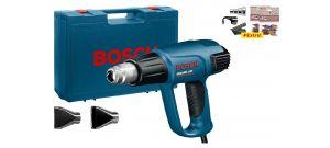 Bosch GHG 660 LCD Heteluchtpistool incl. accessoireset in koffer - 2300W - 0601944302