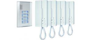 Smartwares IB64 Intercom voor vier etages - 1000749