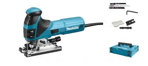 Makita 4351FCTJ decoupeerzaag in Mbox - 720W - T-greep - variabel