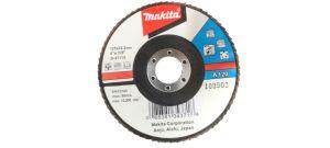 Makita D-27115 Lamellenschijf - K120 - 125mm