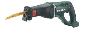 Metabo ASE 18 LTX 18V Li-Ion accu reciprozaag body - snelwissel - 602269850