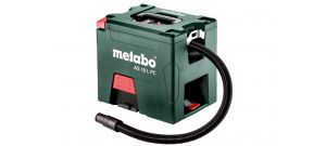 Metabo AS 18 L PC Li-Ion accu alleszuiger / bouwstofzuiger body - L-Klasse - 7,5L - 602021850