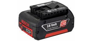 Bosch GBA 18V 3,0 M-C - Li-Ion accu - 3.0Ah (dis) - 2607336236