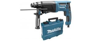 Makita HR2600 SDS-plus Boorhamer in koffer - 800W - 2,4J