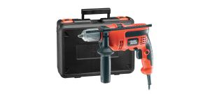 Black and Decker KR654CRESK Klopboormachine in koffer - 650W