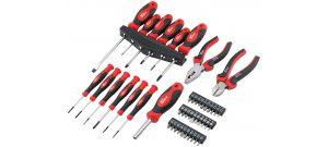 Draper 68024 Redline 45 delige accessoire set