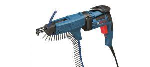 Bosch GSR 6-45 TE Gipsschroefmachine / bandschroefmachine - MA 55 magazijnopzetstuk - 701W - 0601445101
