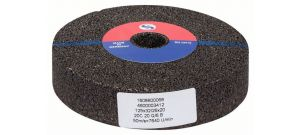 Bosch 1608600068 Slijpsteen - 125 x 20 x 32/26mm - K20 - grof