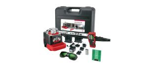 Leica Roteo 35G Rotatielaser Groen - complete set in koffer