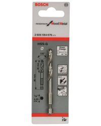 Bosch 2608584676 HSS-G Centreerboor - 80mm