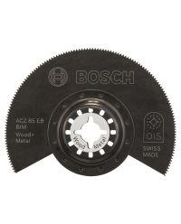 Bosch 2608661636 / ACZ 85 EB BIM segmentzaagblad- 85 mm - Hout en Metaal