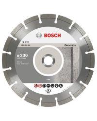 Bosch 2608602200 Standard Diamantdoorslijpschijf - 230 x 22,23mm - beton