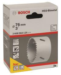 Bosch 2608584125 Gatzaag - HSS BiMetaal - 76 mm